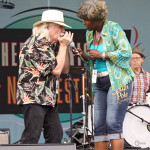 Dan Treanor's Afrosippi Band w Erica Brown 2013 by TVS