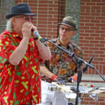 MD Friedman and Dan Crecco- Johnny Johnston and the Po' Boys 2013 by TVS