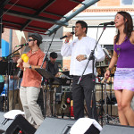 Manabi Salsa Band 2013 by TVS