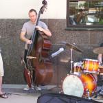 Tony Saccomanno Trio 2013 by TVS