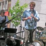 Twirling Zucchini Trio 2013 by TVS