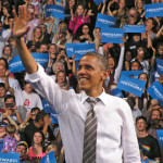 Barack Obama in Boulder 2012 by TVS