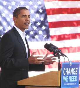 Barack Obama 2008 by TVS