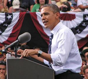 Barack Obama 2012 by TVS