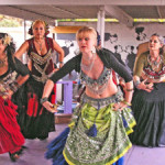 Bellydance Troupe at the Bubble 2012 by TVS