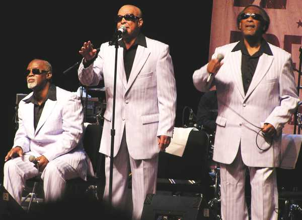 Blind Boys of Alabama 2008 by TVS