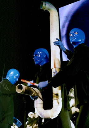 Blue Man Group Photo by TVS