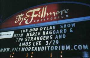 Bob Dylan marquee 2005 by TVS