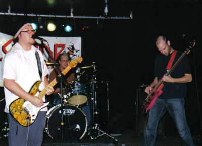 Bob Fortuna Band 2004 by TVS