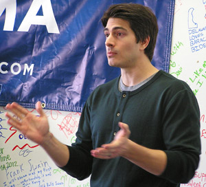 Brandon Routh 2012 by TVS