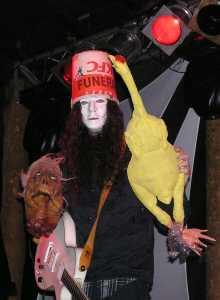 Buckethead 2006 by TVS