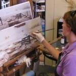 COCOA Artathon- Kirsten Savage 2007 by TVS