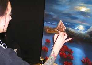 COCOA Artathon- Rachel 2007 by TVS