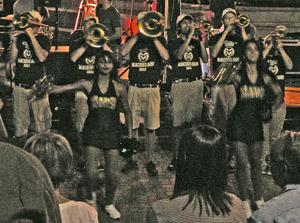 CSU Ram Band 2012 by TVS
