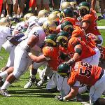 CSU Rams 2011 by TVS