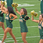 CSU Rams Cheerleaders 2012 by TVS