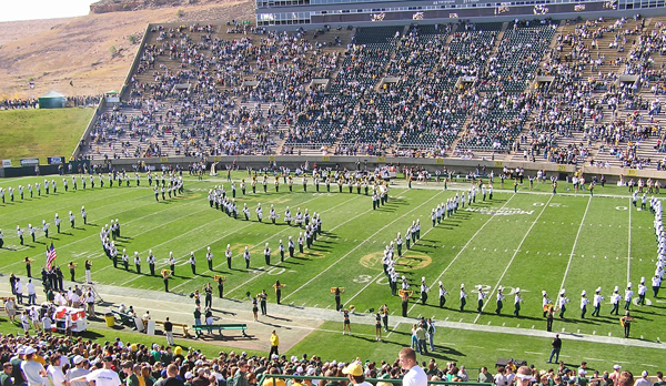 CSU Rams- Ram Band 2 2005 by TVS