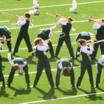 CSU Rams Ram Band 2009 by TVS
