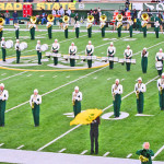 CSU Rams Ram Band 2011 by TVS