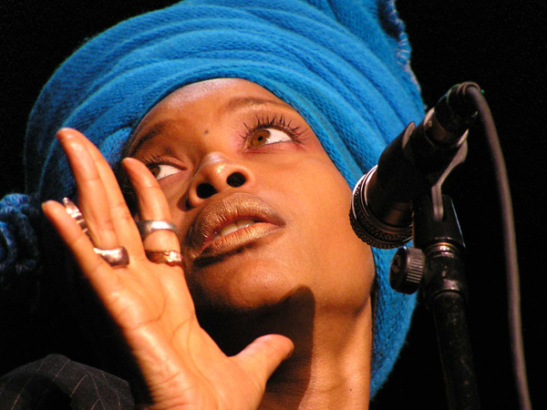 Camera Club- Erykah Badu Photo by TVS