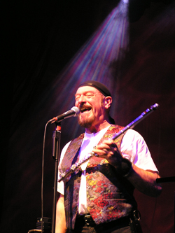 Camera Club- Ian Anderson Photo by TVS