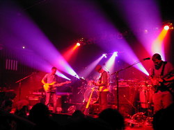 Camera Club- Umphrey's McGee Photo by TVS