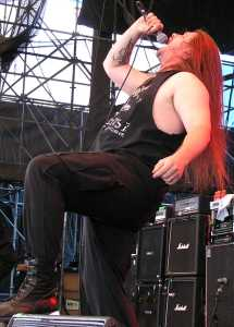 Cannibal Corpse 2006 by TVS