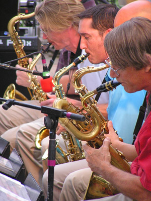 Colorado Swing Big Band 2012 by TVS