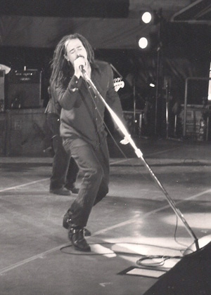 Counting Crows Photo by TVS