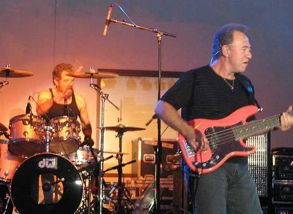 Creedence Clearwater Revisited 2007 by TVS