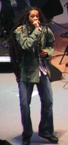 Damian Marley 2006 by TVS