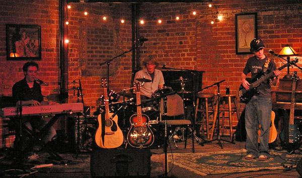 Dan Barton Band 2009 by TVS