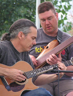 Dave Beegle and Mike Olson 2009 by TVS