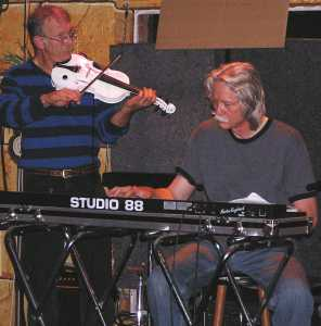 Dave Zekman and Jerry Palmer 2008 by TVS