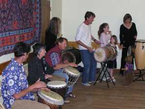 Del Norte Drummers 2005 by TVS