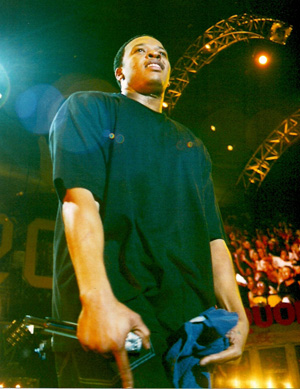 Dr Dre Photo by TVS