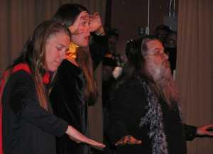 EAR- Ellen Metrick, Rosemerry Wahtola Trommer, Art Goodtimes 2006 by TVS