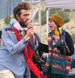 Edward Sharpe and the Magnetic Zeros 2009 by TVS