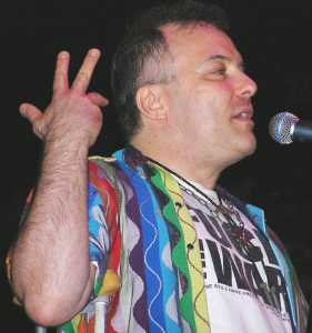 End the War Jello Biafra 2008 by TVS