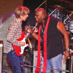 Eric Johnson and Henri Brown 2012 by TVS