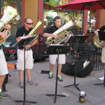 Fort Collins Four Tuba Quartet 2012 by TVS