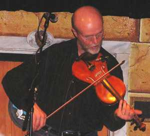 Gordon Burt 2008 by TVS