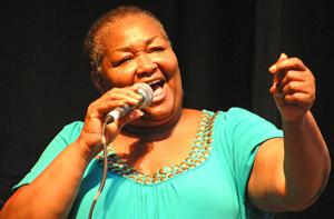 Hazel Miller 2011 by TVS