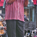 Hugh Ragin 2011 by TVS