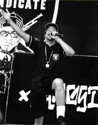 Ice T 1991 by TVS