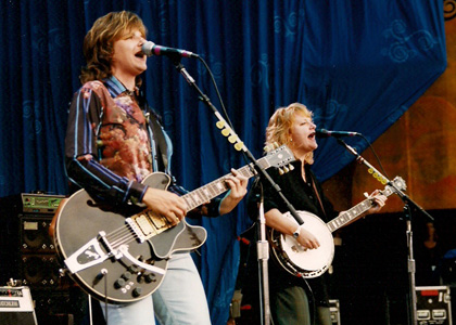 Indigo Girls Photo by TVS