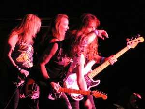 Iron Maiden 2005 by TVS