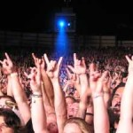 Iron Maiden fans 2005 by TVS