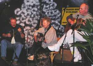 James Woodward, Pamela Robinson, Kevin Jones 2008 by TVS