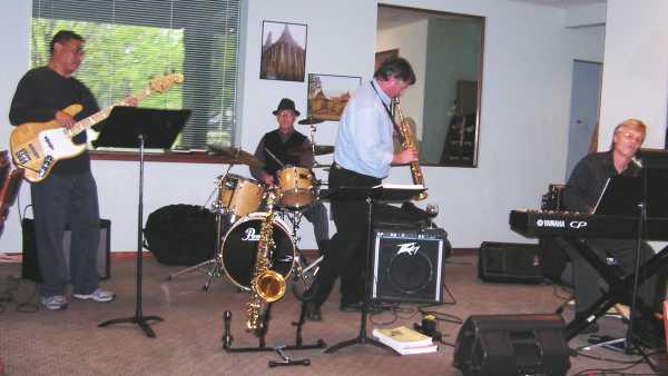 Jazz at Sri Thai 2008 by TVS